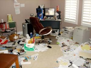 Superbe Messy Home Office. U201c