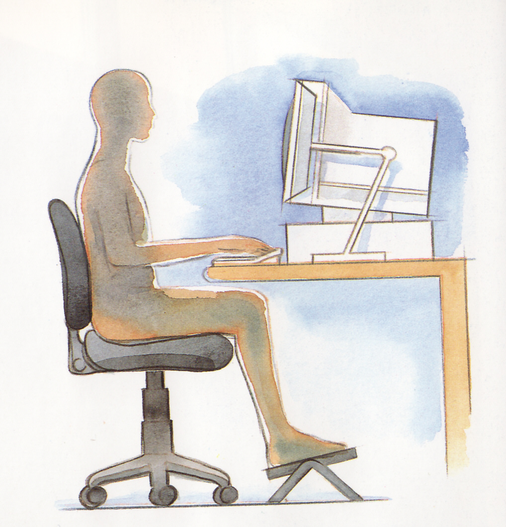 How To Set-up Ergonomic Home Office