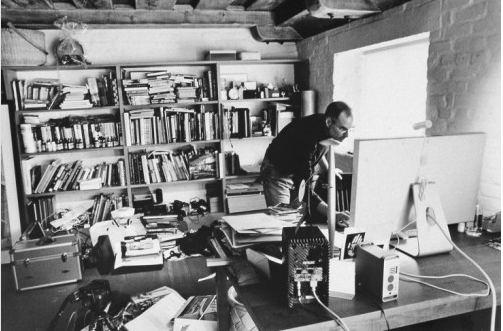 Steve Jobs Home Office As Reflection Of Who You Are